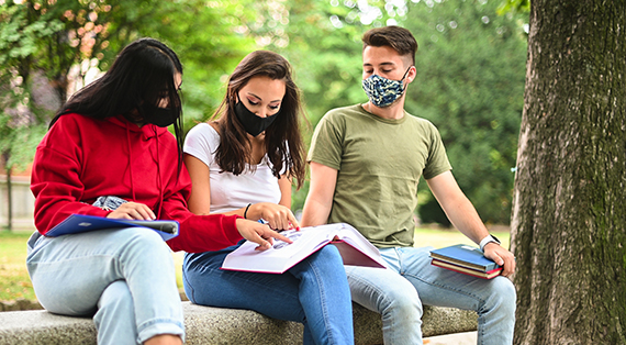 Colleges are getting back to normal – or are they?